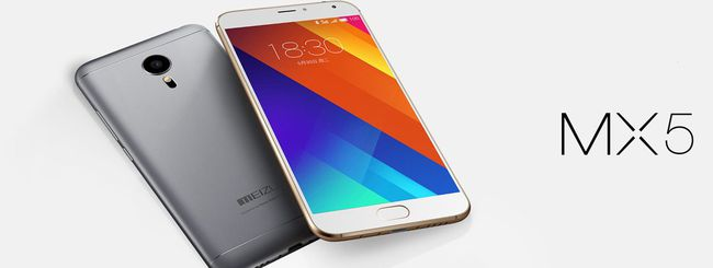 Meizu MX5, phablet Android con supporto H.265