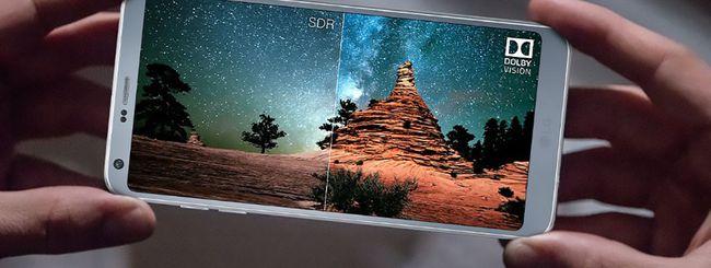 LG G6, il primo smartphone certificato da Netflix