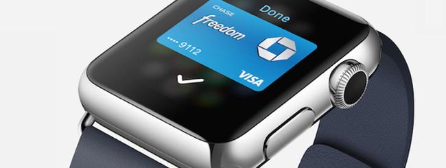 Apple Watch, ecco come funziona il supporto ai pagamenti Apple Pay
