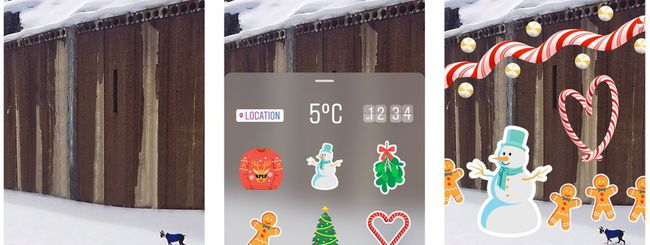 Instagram Stories: stickers e video hands-free