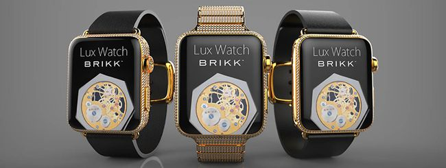 Apple Watch in diamanti