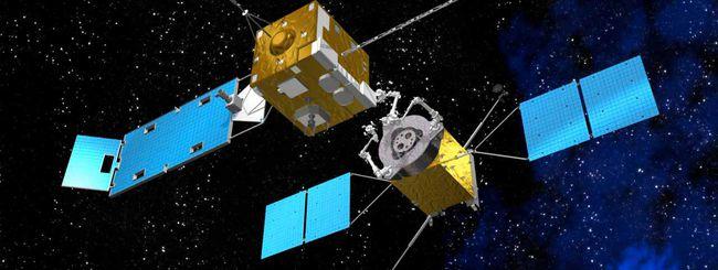 La NASA vuole rifornire i satelliti nello spazio