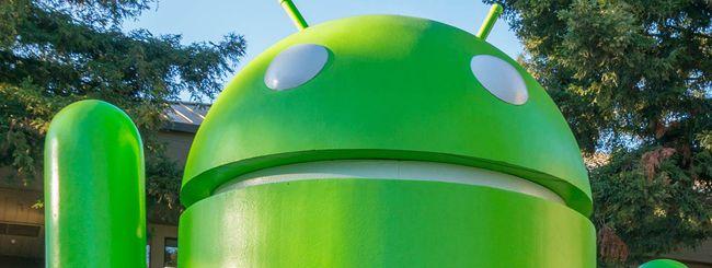 Google offre fino a 8000 dollari per i bug Android